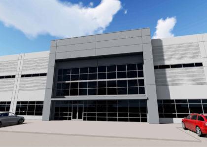 Gateway Logistics Center 3