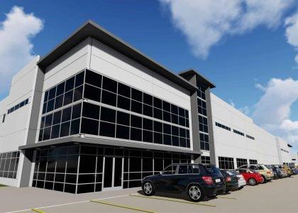 Gateway Logistics Center 5