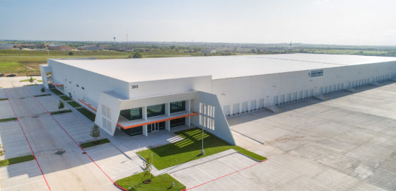 Hays Logistics Center