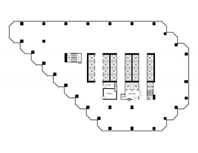 Floors 40-42