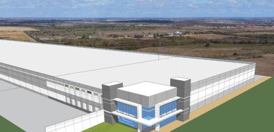 Crossroads Logistics Center - Rendering 1