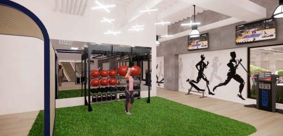 8333 Douglass Fitness Center Photo