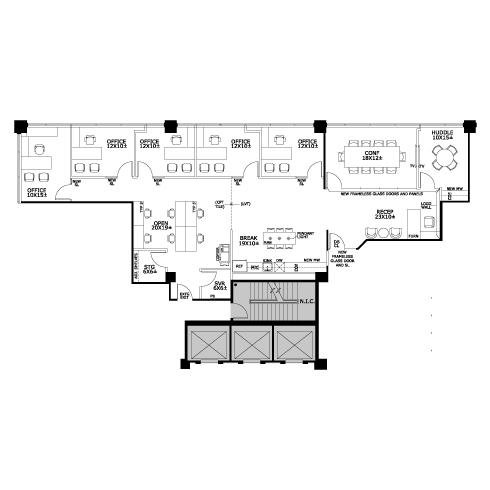 Suite 460